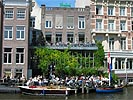 Amsterdam's famous cafes and coffee shops